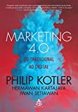 capa de Marketing 4.0. Do Tradicional ao Digital