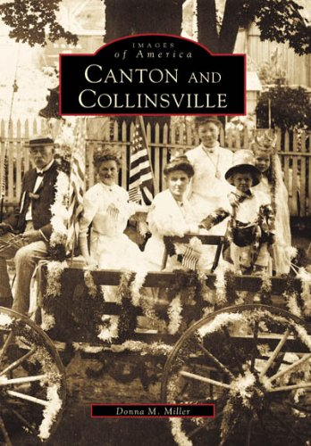 Canton & Collinsville (Images of America)