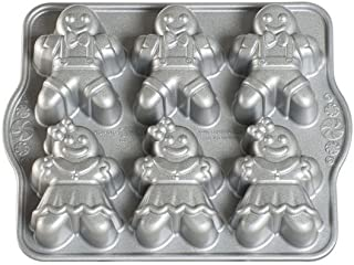 product image for Nordic Ware Gingerbread Kids Cakelet Pan