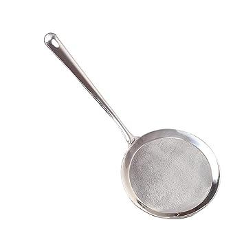Metall Sieb Nudelsieb Schaumlöffel Küche Abtropfsieb