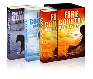 book cover of The Country Saga Boxed Set