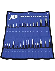 ATD Tools 729 Punch and Chisel Set, 29-Piece