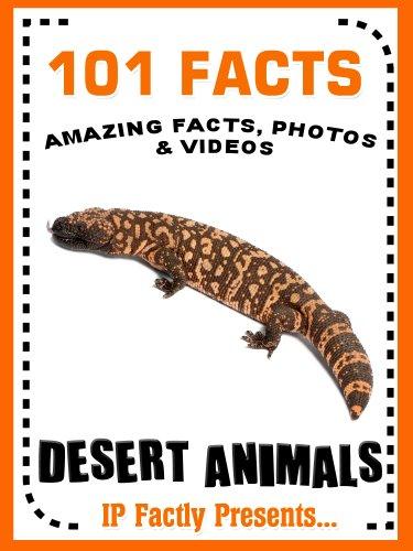 101 facts desert animals desert animal books for kids 101 desert animals desert animal books for kids 101 animal fandeluxe Gallery