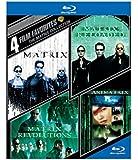 4 Film Favorites: The Matrix Collection (BD) [Blu-ray]