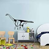 NA Wall Quotes Decal Wall Stickers Art Decor Decorative Viny Dinosaur for Kids Rooms Saltasaurus Home Decor