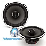 Focal PC165 X2 2 Ohm 6.5'' 80 Watts RMS 2-Way Coaxial Speakers