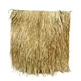 48'' x 48'' Mexican Palm Thatch Panel (Set of 10)