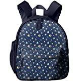 Toddler Pre School Backpack Boy&girl's Colorful Diamond Book Bag