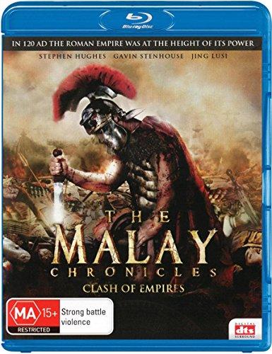 The Malay Chronicles Bloodlines | NON-USA Format | Region B Import - Australia