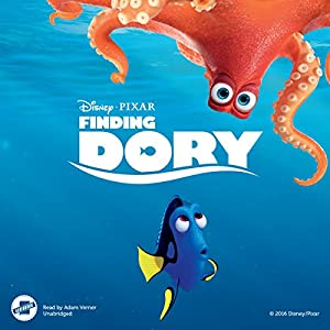 Finding Dory Audiobook