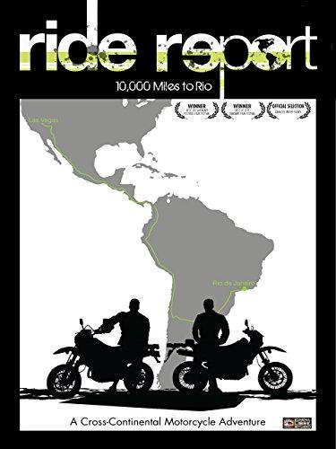Ride Report: 10,000 Miles to Rio
