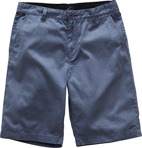 Alpinestars Unisex-Adult Delta Shorts (Charcoal, Size ()