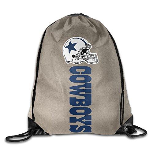 AK79 Superb Dallas Star Logo Cowboys Cinch Pack (Denver Broncos Nfl Nano)