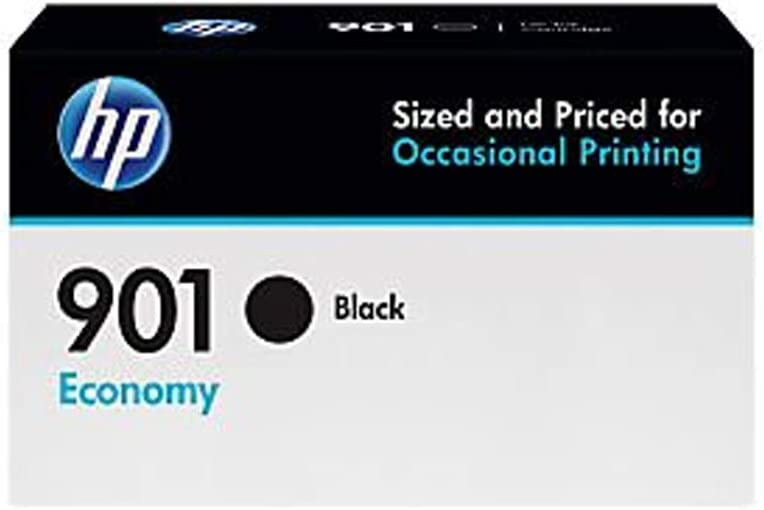 HP 901 | Ink Cartridge | Black | Economy Size | B3B09AN