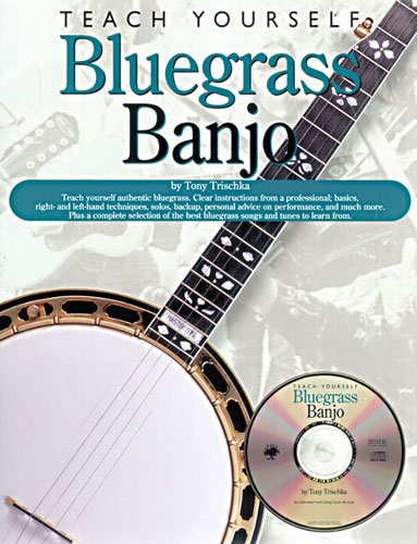 Teach Yourself Bluegrass Banjo - Book and CD Package