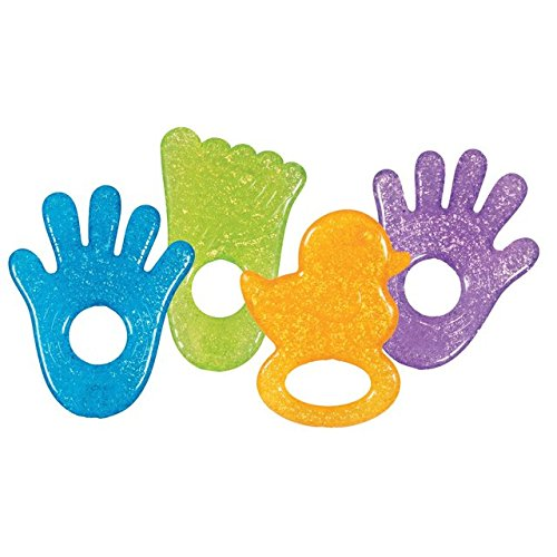 First Years 74001 Assorted Teether