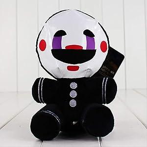 Missyou Five Nights At Freddy'S Freddy Bear Fazbear Plush Toy 20Cm, Bonnie Balloon Boy Puppet Chica Springtrap Mangle Foxy Toy Doll 20Cm 9