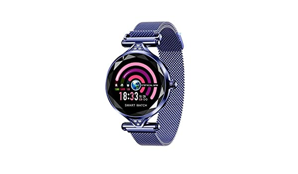 Amazon.com: Star_wuvi H1 Valentines Day Gift Women Blood Pressure&Heart Rate Monitor Sport Smart Bracelet Watch Pedometer: Watches