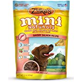 #4: Zuke's Mini Naturals Savory Salmon Recipe Dog Treats - 16 oz. Pouch