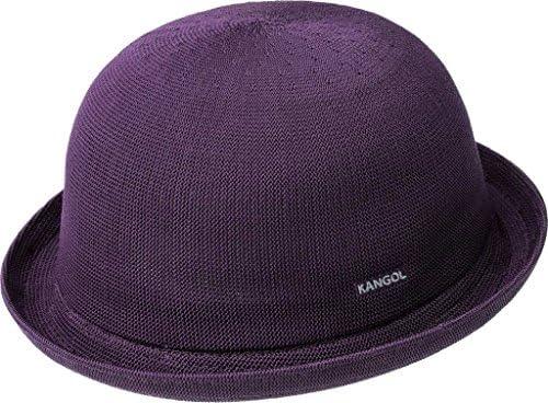 tienda oficial completo en especificaciones brillo de color Kangol Men, Women Tropic Bombin Prune L: Amazon.com.au: Fashion