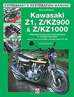 The kawasaki z1 story the death and rebirth of the 900 super 4 kawasaki z1 zkz900 zkz1000 covers z1 z1a fandeluxe Images