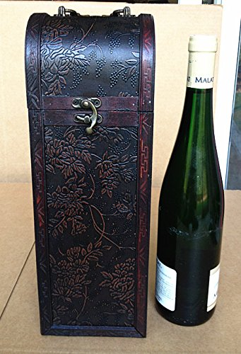 Exquisite Vintage-style single wine storage (HF 032 B) by HUAFENG TRADING INC