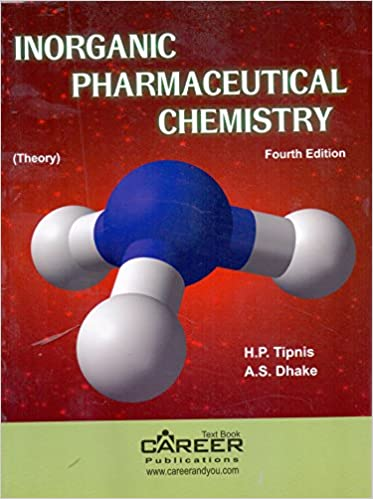 pharmacutical chemistry g r chatwal 4th edition