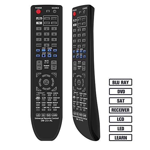 Gvirtue Universal Remote ControlGSM-25 CompatibleReplace