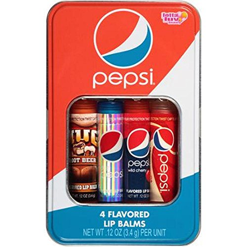 pepsi-flavored-lip-balms-012-oz-4-count-in-a-collectible-tin-can