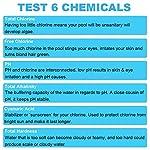 Striscia-reattiva-per-piscina-6-in-1Piscina-Test-Strisce-PH-per-cloro-totale-cloro-residuo-bromoPHalcali-totali-durezza-acido-cianurico50-pezzi