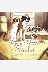 Puppy Princess Sheba Paperback