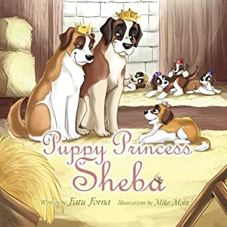 Puppy Princess Sheba