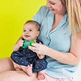 Bright Starts Oball Shaker Rattle Toy, Ages Newborn