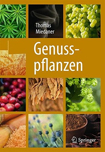 Genusspflanzen (German Edition)