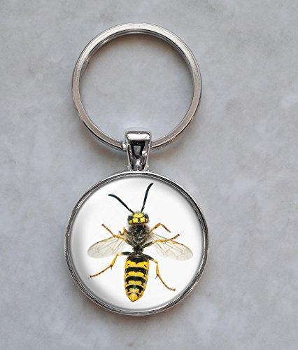 Wasp Keychain