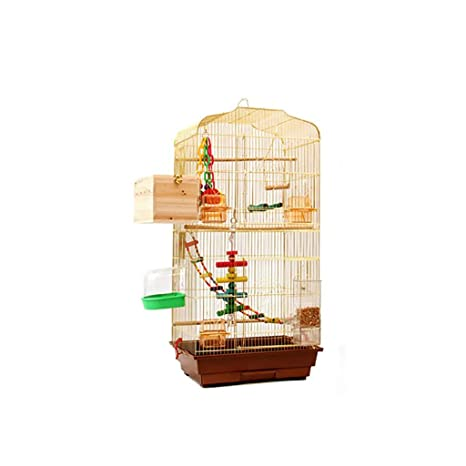 GH birdcage Jaula Decorativa para pájaros, Jaula Grande para ...