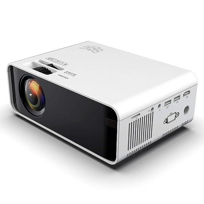 Wendry Proyector, W80 Misma Pantalla 720p 3D HD LCD Reproductor ...