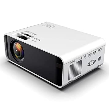 Wendry Proyector, Proyector Portátil Android LED HD Bluetooth ...