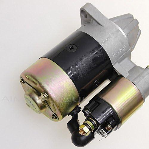 Starter elettrico TOPWAY per Kipor 5KVA Yanmar L40 L48 L70 L90 L100 Motore diesel