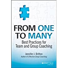 From One to Many: Best Practices for Team and Group Coaching