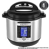 Instant Pot Ultra 8 Quart 10-in-1 Multi-Use Programmable Pressure Cooker 8 Quart, Silver