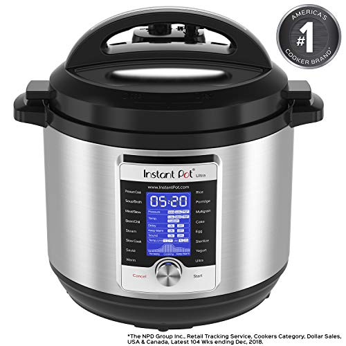 Instant Pot Ultra 8 Qt Programmable Pressure Cooker
