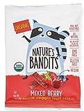 Nature's Bandits Organic Fruit & Veggie Stix