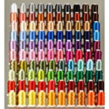 NEW ThreadNanny 100 Polyester Embroidery Threads 40wt 100 colors