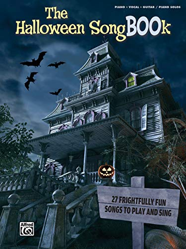 The Halloween SongBOOk: Piano/Vocal/Guitar & Piano Solos]()
