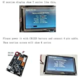 "NEXTION Enhanced 7"" Resistive Touch Screen 7.0 inch UART HMI LCD Display Panel 800×480 NX8048K070 800x480 for Arduino Raspberry Pi"