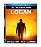 #4: Logan (BD+DVD+DHD) [Blu-ray]