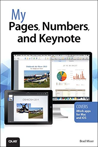 My Pages, Numbers, and Keynote (for Mac and iOS) (My…) Pdf