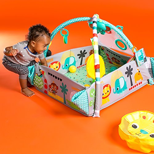 Bright Starts 5-in-1 Your Way Ball Play Activity Gym by Bright Starts (Image #9)