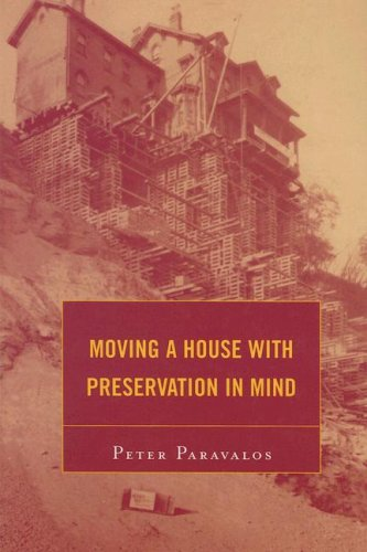 Pdf Home Moving a House with Preservation in Mind (American Association for State and Local History)